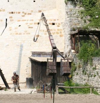 Photo de la machine de guerre : Le Couillard